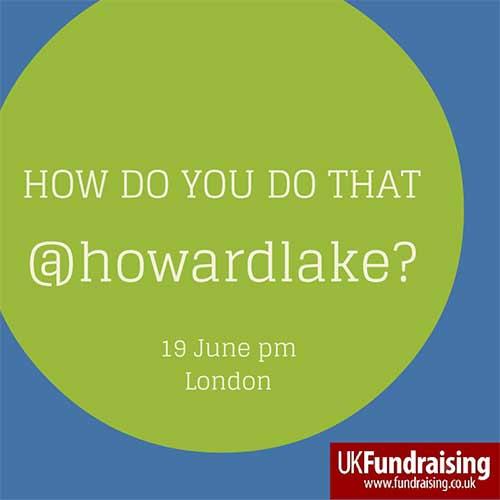How do you do that @howardlake?