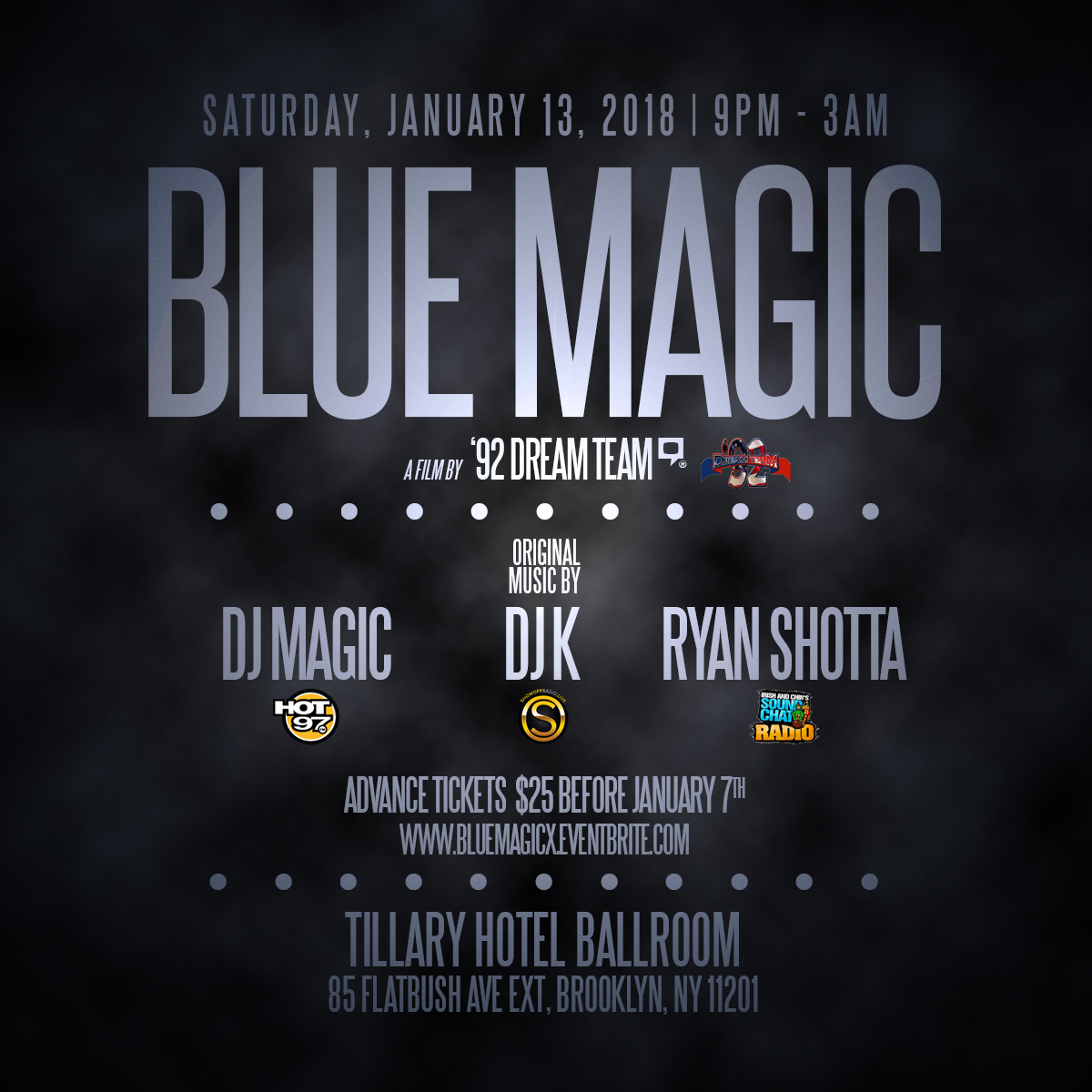 Blue Magic X