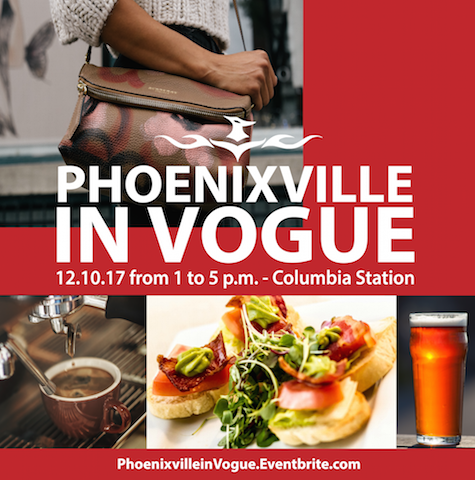 PHOENIXVILLE IN VOGUE inagural event