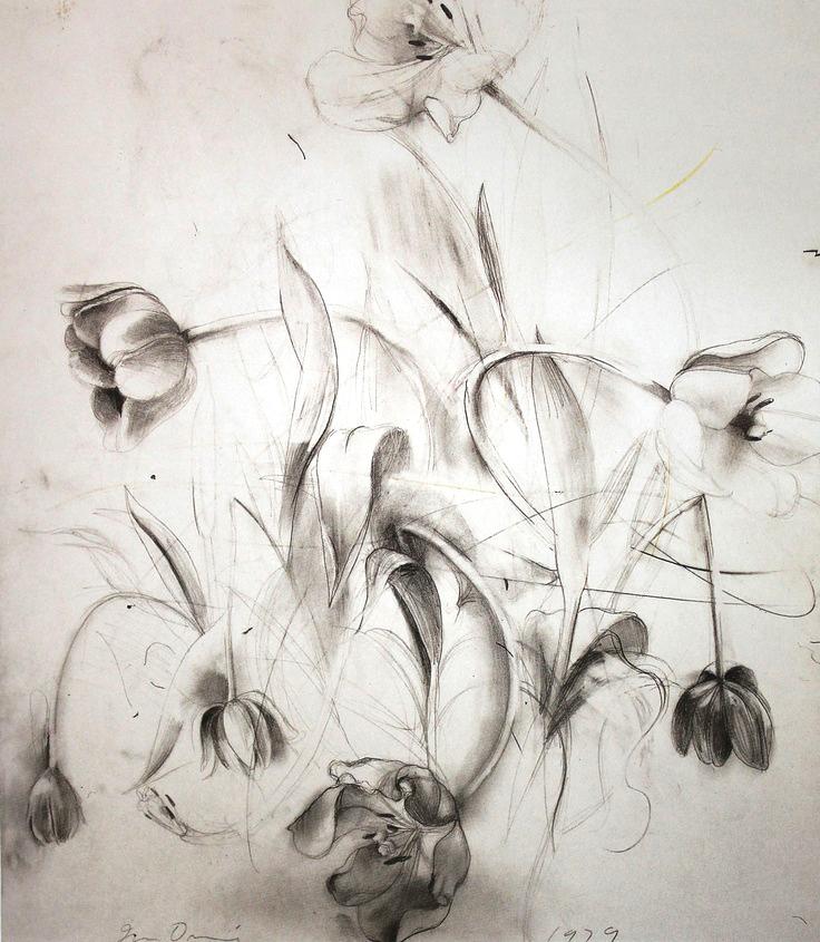 Jim Dine Tulip