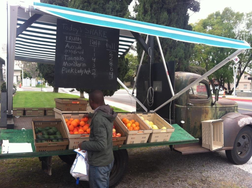 OGO Farmshare Truck