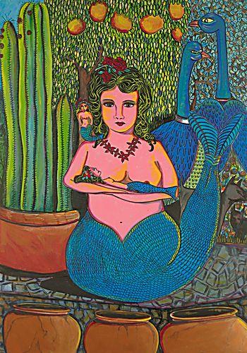 Adele Flood Mermaid