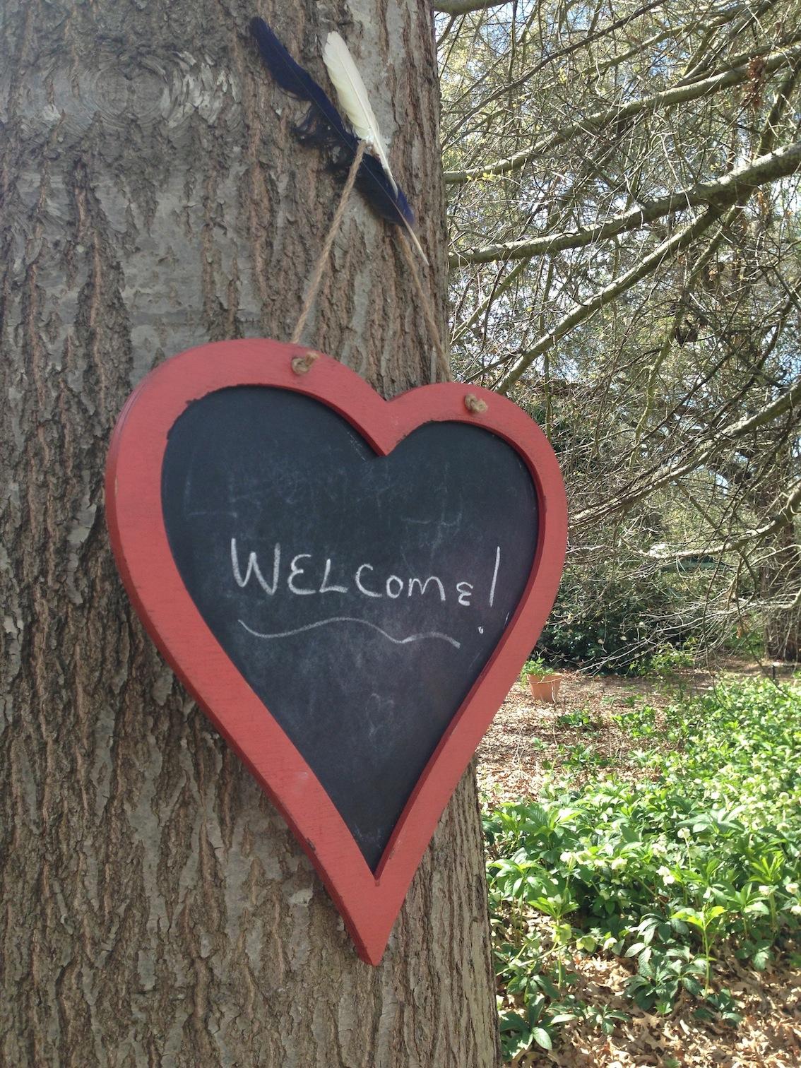 Burradoo Welcome Heart