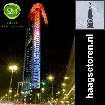 Deze toren kan je niet missen!