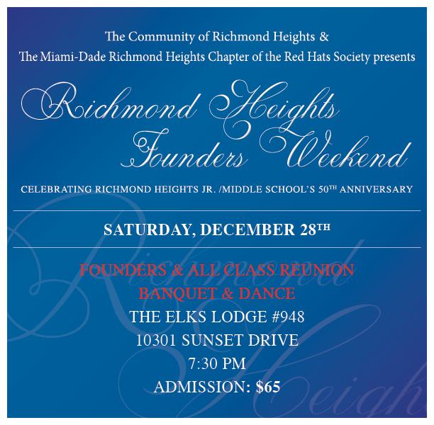 RH Event Flyer
