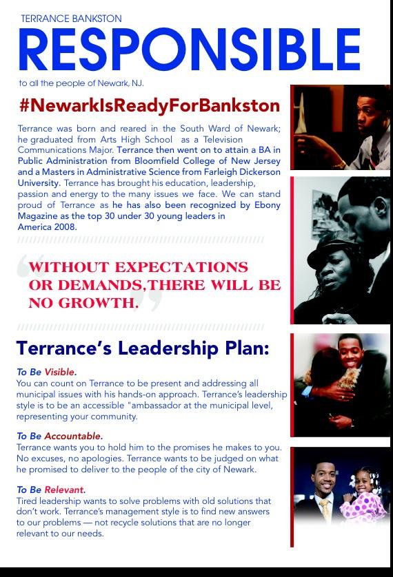 #NewarkIsReadyForBankston