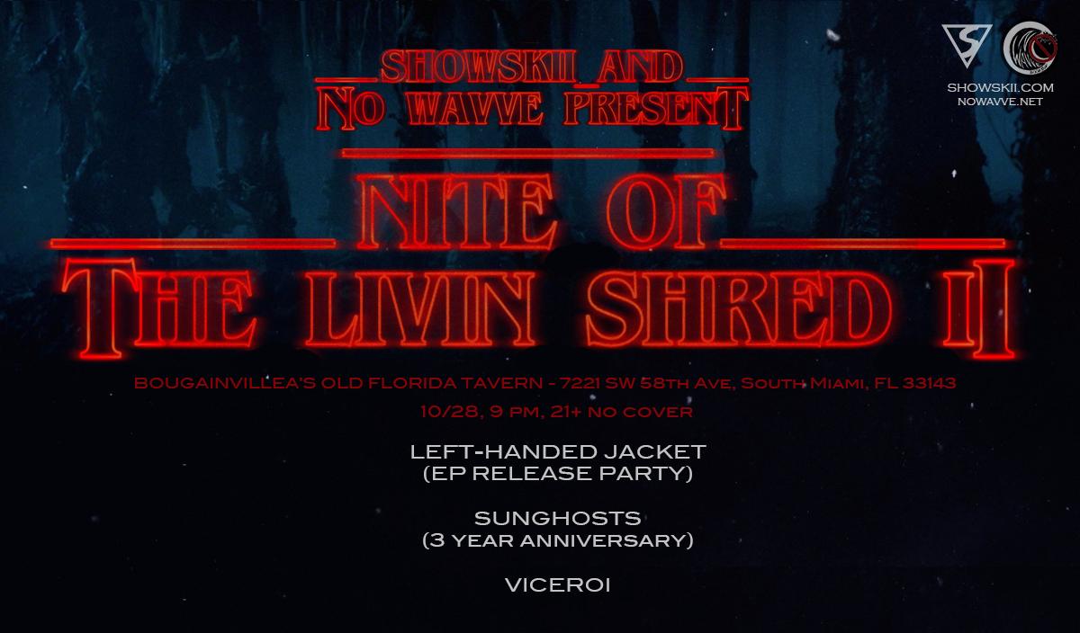 NITE OF THE LIVIN' SHRED II
