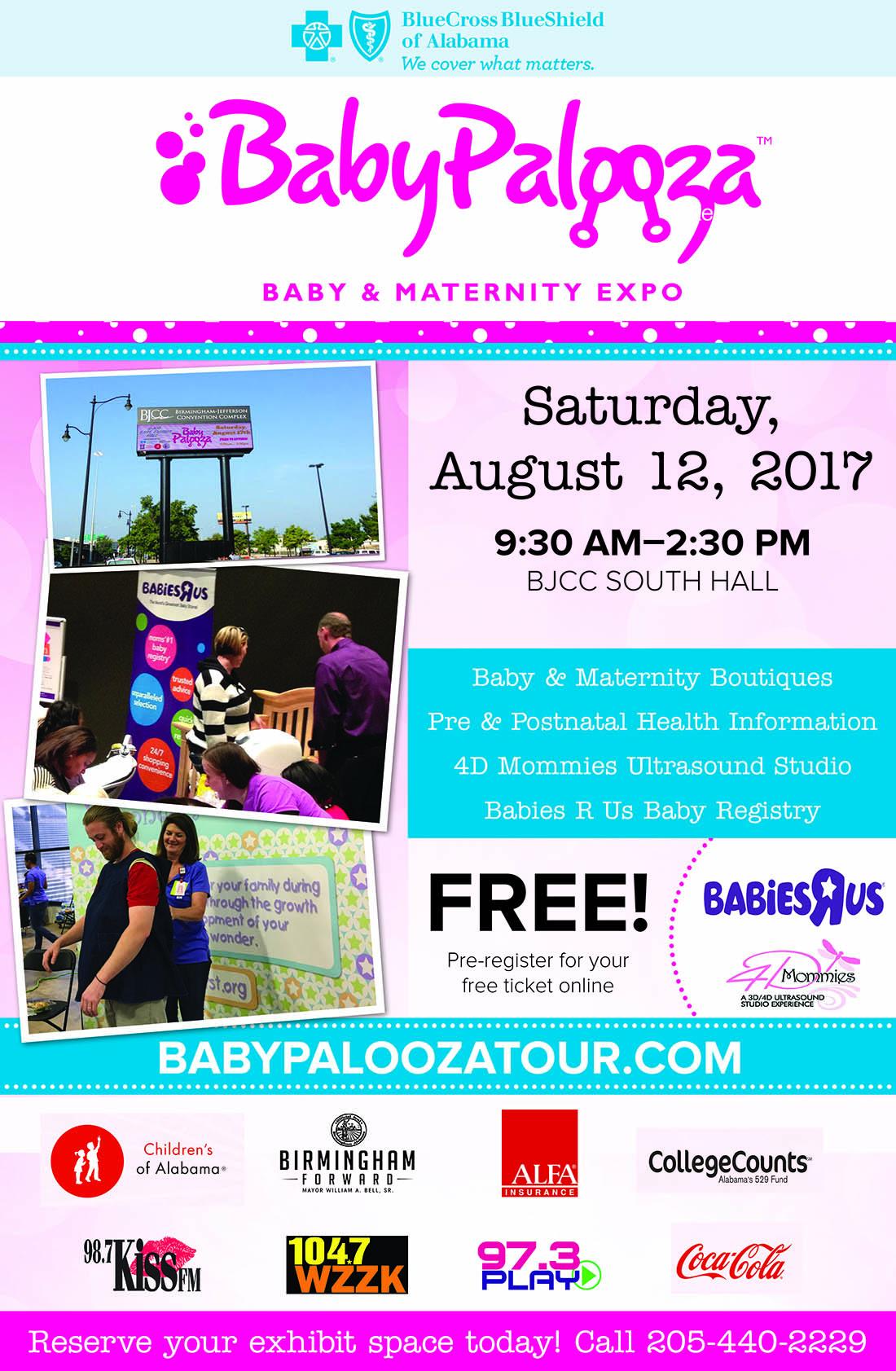 Babypalooza Baby & Maternity Expo