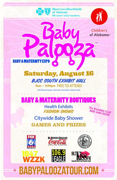 Birmingham Babypalooza Baby & Maternity Expo
