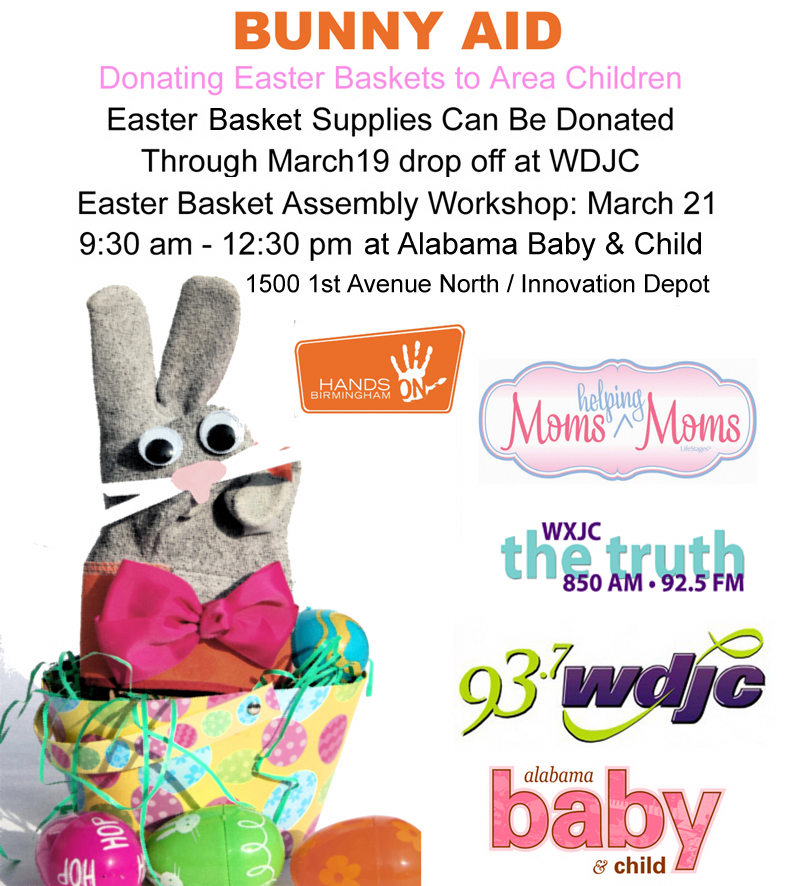 Bunny Aid Workshop