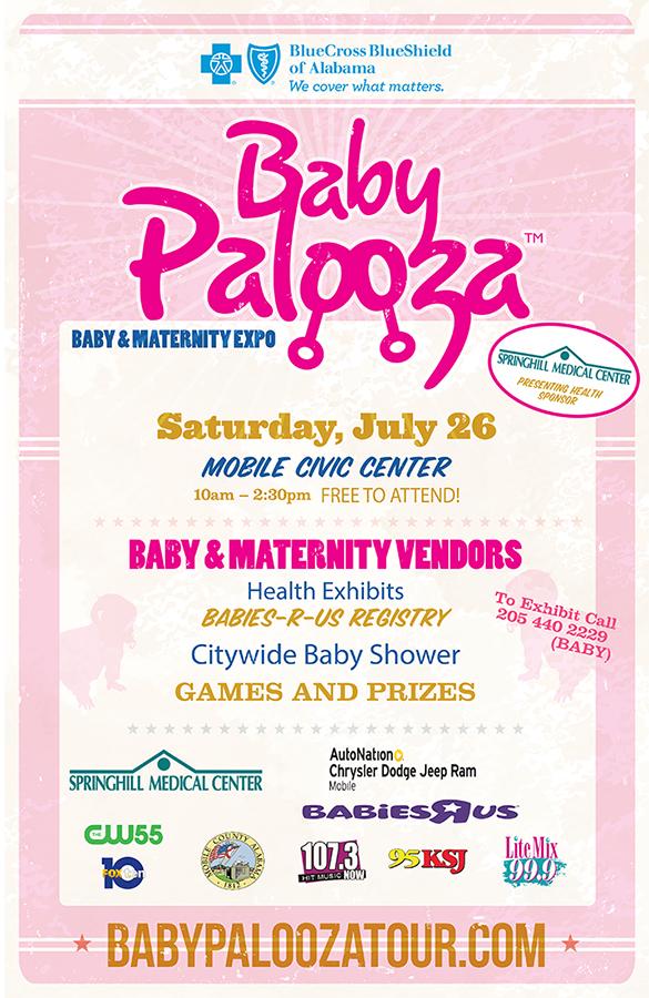 Mobile Babypalooza Baby & Maternity Expo