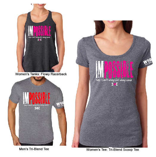Joni Benefit WOD Tees and Tanks Image
