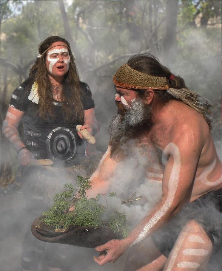 aboriginal cultural ceremony milan dhiiyaan