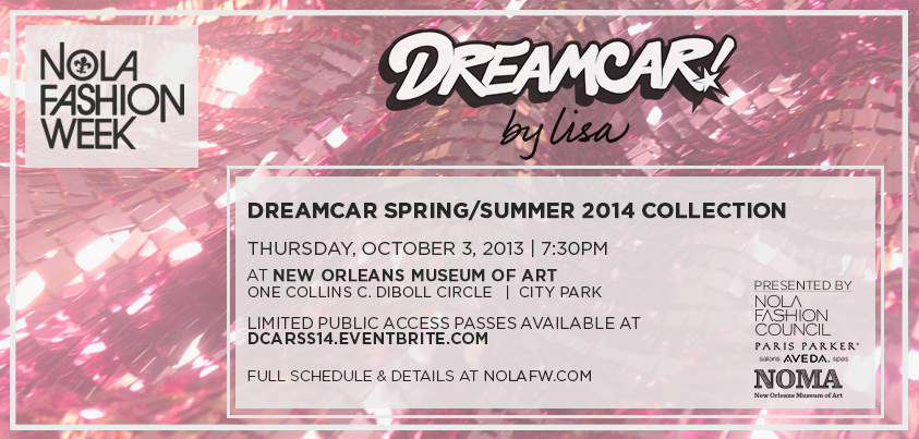 Dreamcar by Lisa New Orleans Fashion Week