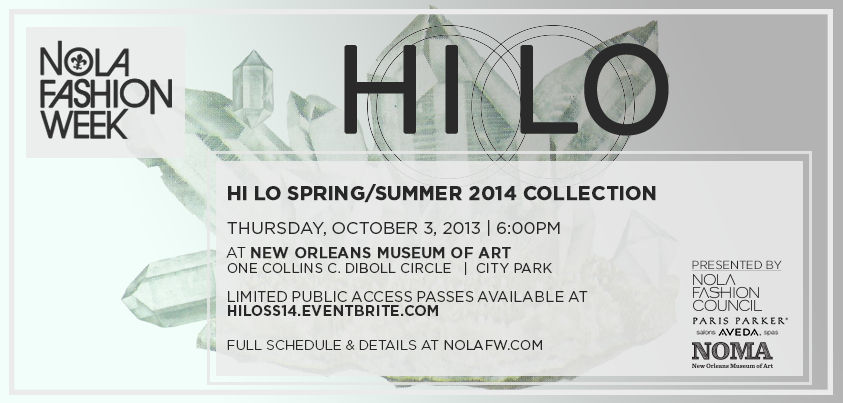 Hi Lo New Orleans Fashion Week