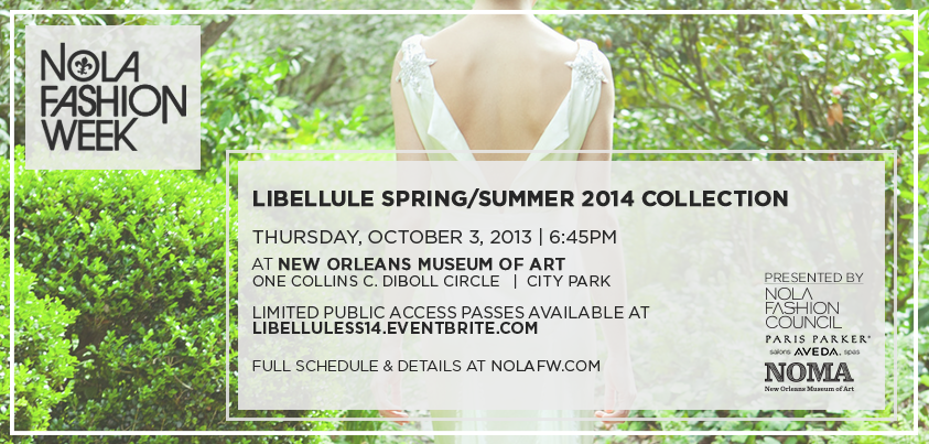 Libellule New Orleans Fashion Week