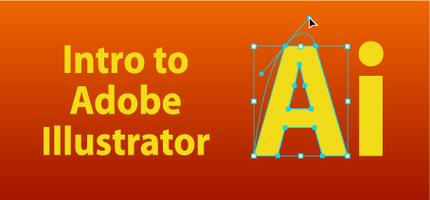 Intro to Adobe Illustrator on Oct 29