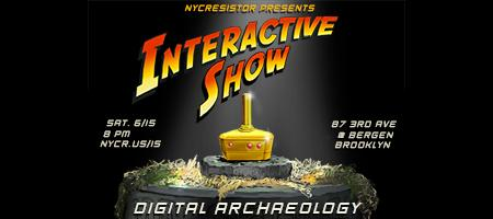 The 4th Annual NYCR Interactive Show