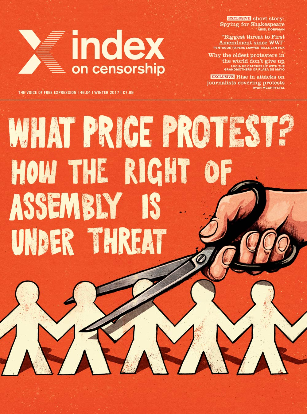 What Price Protest?