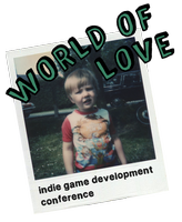 World of Love, An Indie Games Conference