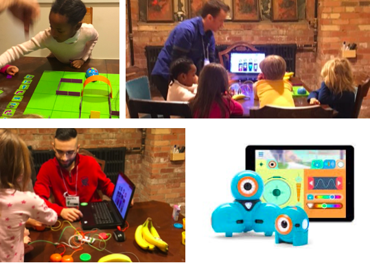 Codezilla Tech Toys Jr for kids ages 4-7