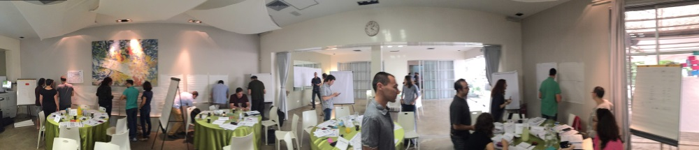 Leading the Scaled Agile Framework (SAFe) Class Panorama