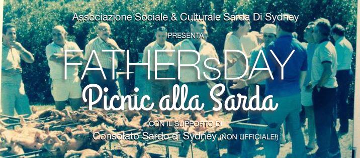 Father's Day Family Picnic alla Sarda!