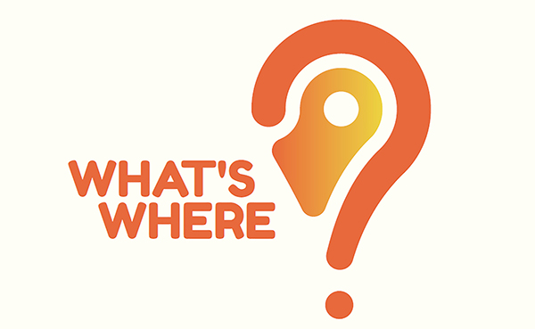 Whats Where - Gold Sponsor
