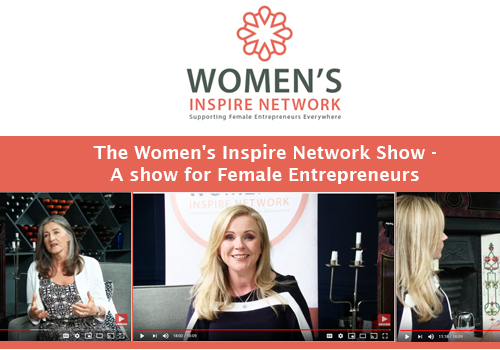 The Women's Inspire Network Show - A show for Female Entrepreneurs