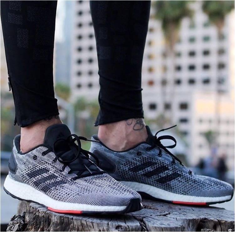 adidas pure boost wide feet