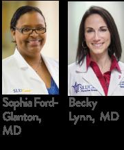 Dr. Ford-Glanton and Dr. Lynn