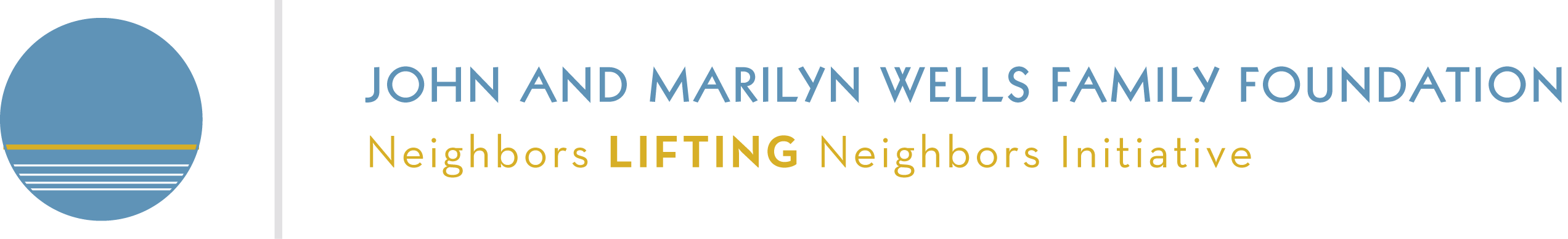 John and Marilyn Wells Family logo