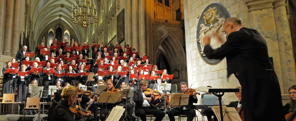 The London Docklands Singers at Southwark Cathedral