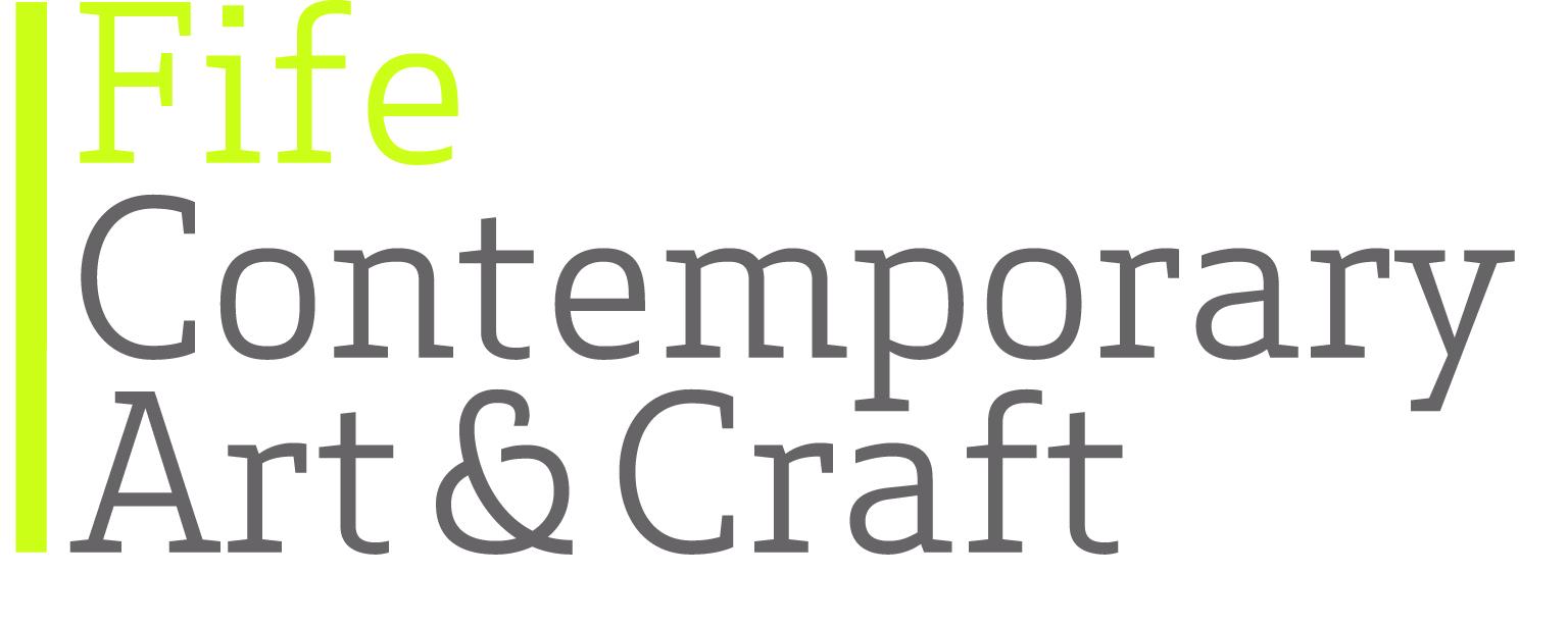 Fife Contemporary Art and Craft logo