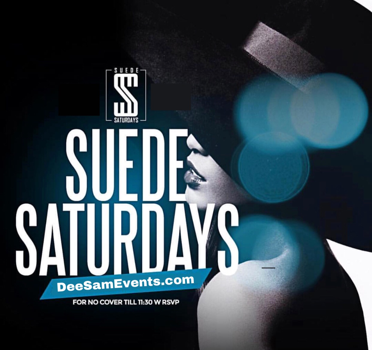 SUEDE SATURDAYS @ ENGINE ROOM | FREE ENTRY BEFORE 11:30 w
