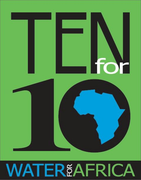 Ten for 10 logo