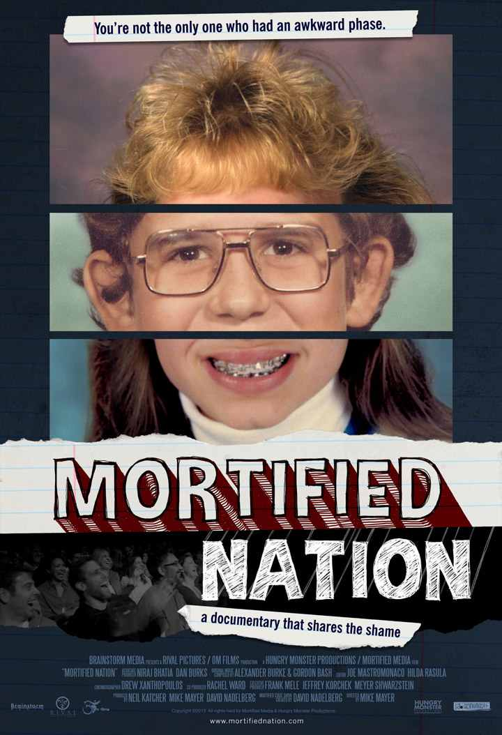 Mortified Nation movie poster