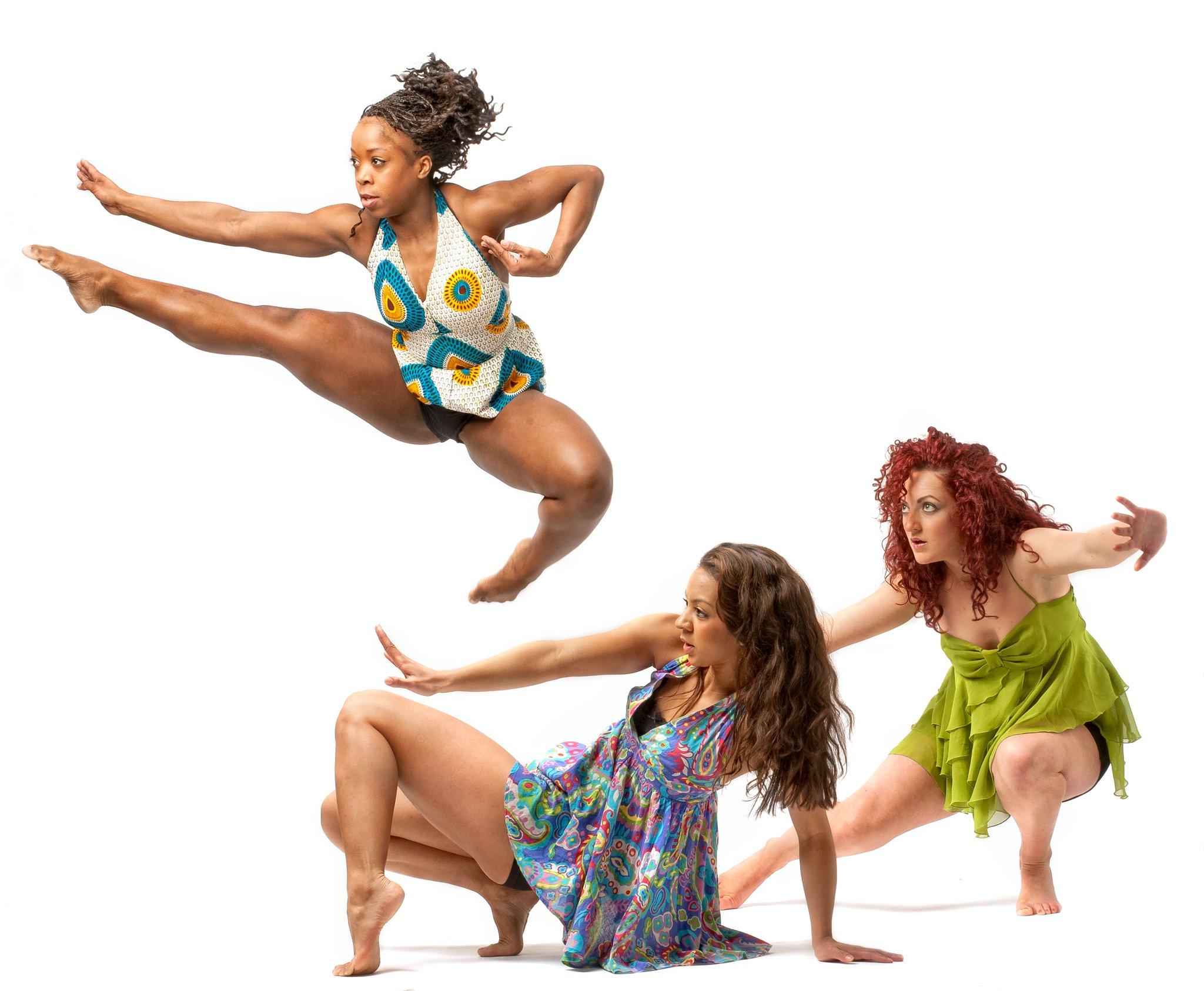 Vocab Dance Company dancers