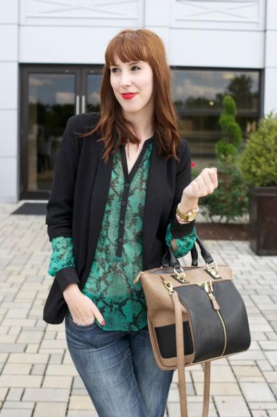 Style Blogger Kara Manos
