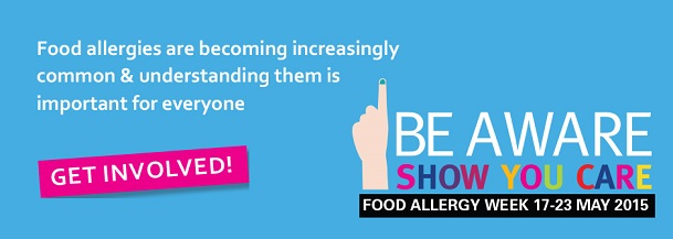 Food Allergy Week Logo