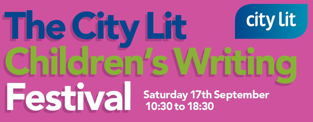 The City Lit Children's Literary Festival - logo