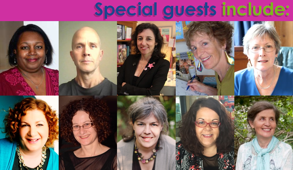 Special guests at the Literary Festival