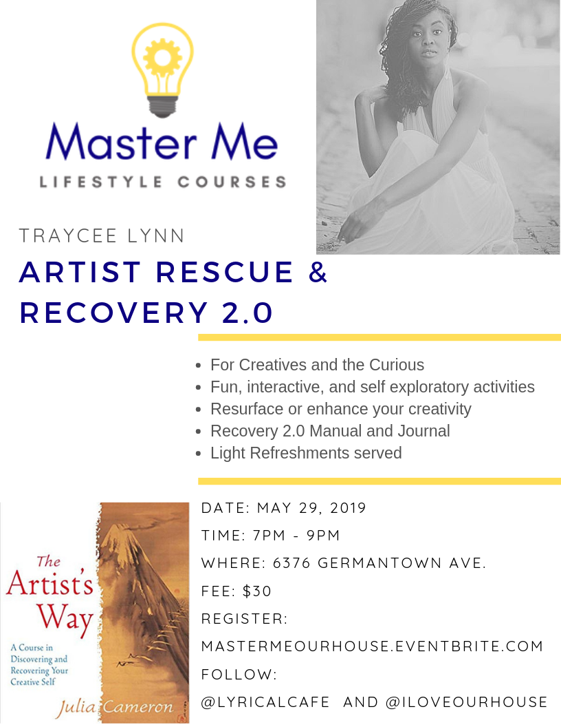 ARTIST RESCUE AND RECOVERY 2.0