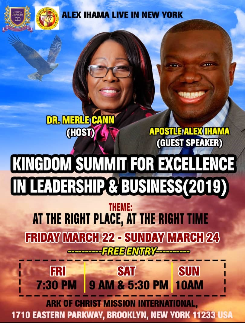 Kingdom Summit for Excellence in Leadership & Business