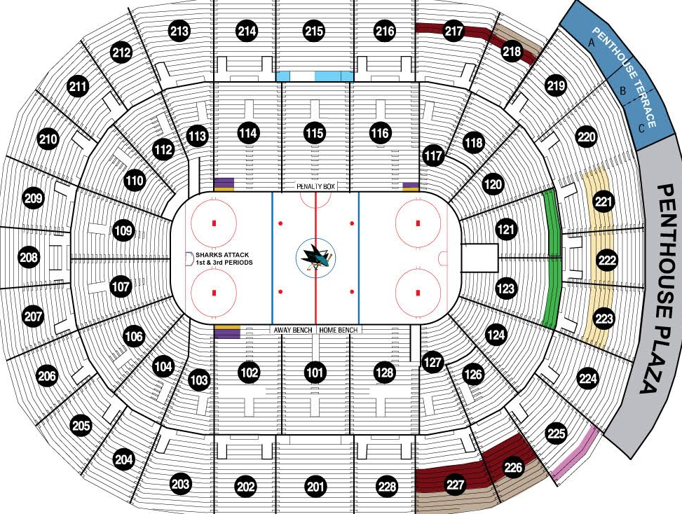 San Jose Sharks Czech Heritage Night Sharks VS Panthers Tickets