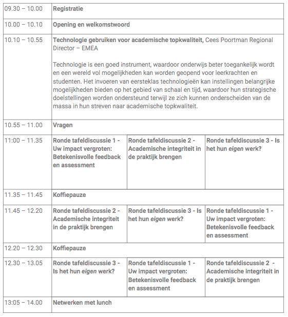 Leiden Agenda