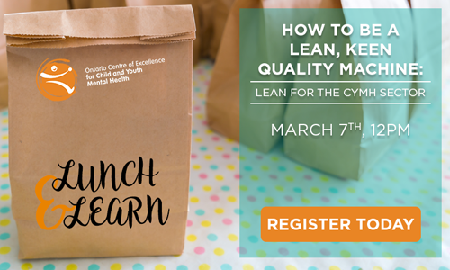 Lunch and learn banner