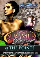 "Goodtimers Present The 2009 Summer Blowout: ""THE SEQUEL"" at..."