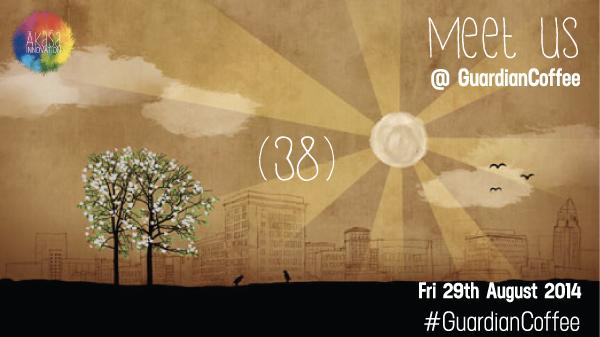 (39) Meet Us @ Guardian Coffee