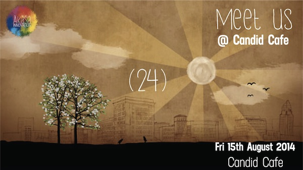 (24) Meet Us @ Candid Cafe